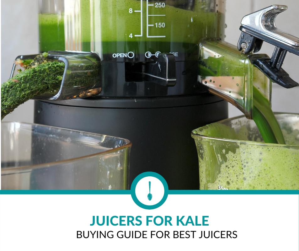 Best Juicers for Kale