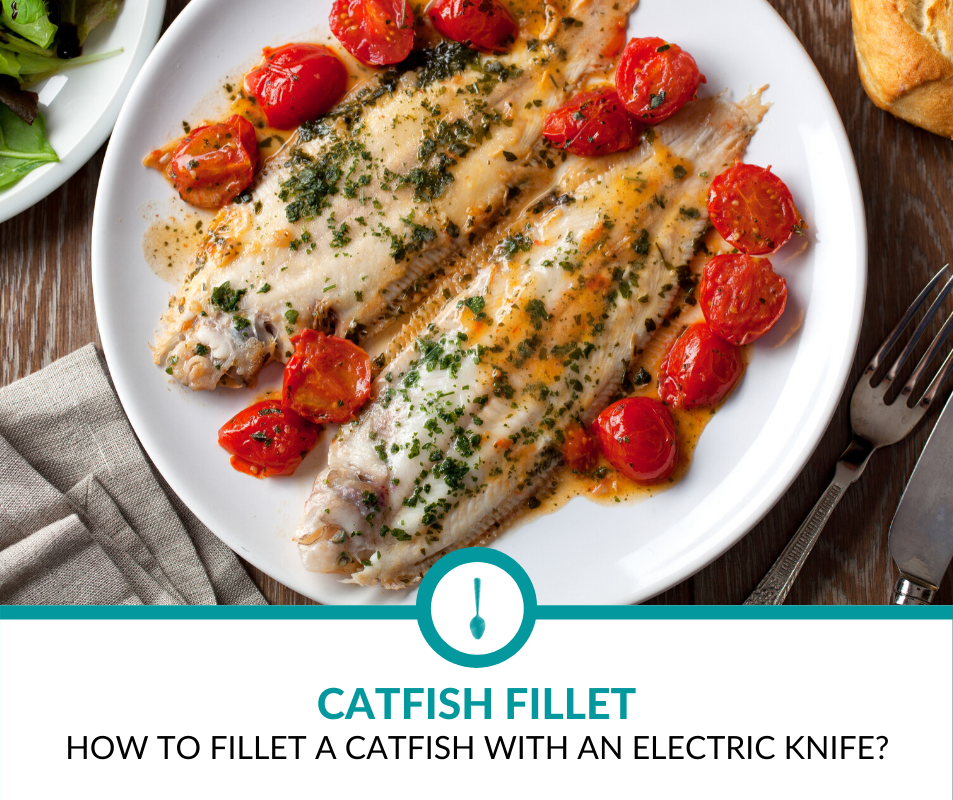 How To Fillet a Catfish with an Electric Knife