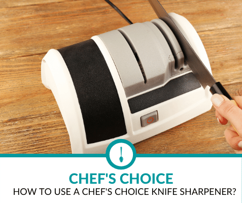 How to use Chef's Knife Sharpener