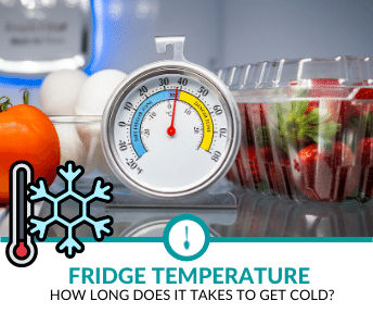 how long does it take for a fridge to get cold?