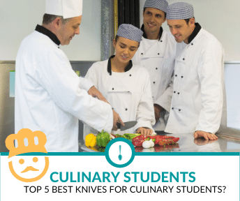 best knives for culinary students