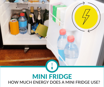 How much Energy does a Mini Fridge Use?